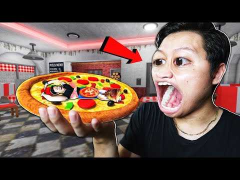 NẾU SLENDERMAN RỦ 500 ANH EM ĐI ĂN PIZZA BỊ ĐẦU BẾP ĐIÊN BẮT GIAM   Thử Thách SlenderMan