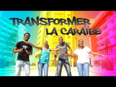 Hymne JCJ 2018 - Transformer la Caraïbe (Clip Officiel-HD)