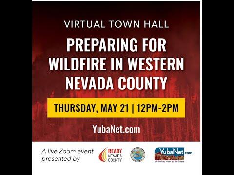 Fire season in Nevada County