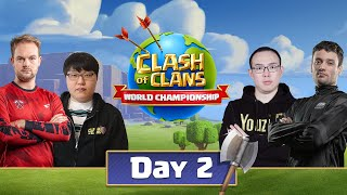 World Championship #1 Qualifier Day 2 - Clash Of Clans
