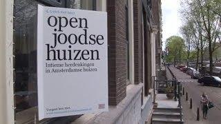 Joël Cahen en Maarten-Jan Vos over Open Joodse Huizen