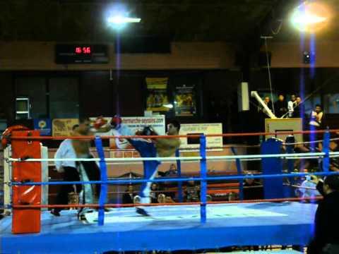 wael sayari vs lucien combat k-1 ruls 16 eme finale de france fontaine