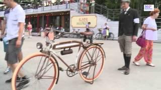 Подмосковье. Старинные велосипеды (июнь, 2014)