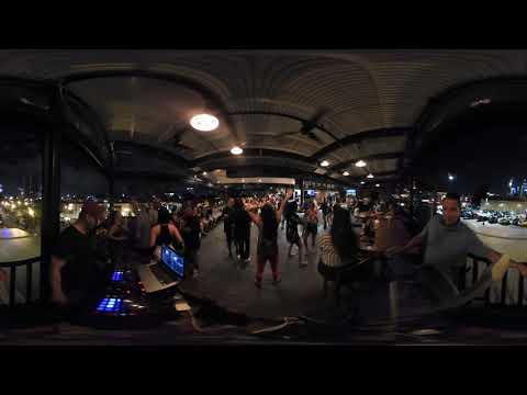 SALSA DANCING AT VIDORRA DALLAS 360 VIEW WITH DJ WANDER ROSARIO 8/14 DSCN0030