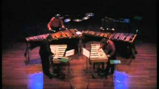 Mallet Quartet by Steve Reich, performed by Amadinda Percussion Gro...