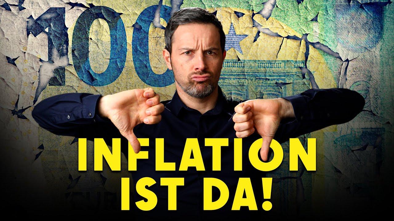 SCHUTZ vor Inflation! (Enteignung geht weiter…)