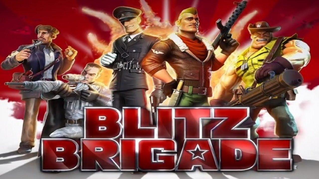 ���� Blitz Brigade - Online FPS fun v2.4.0u ����� ����� (�����)