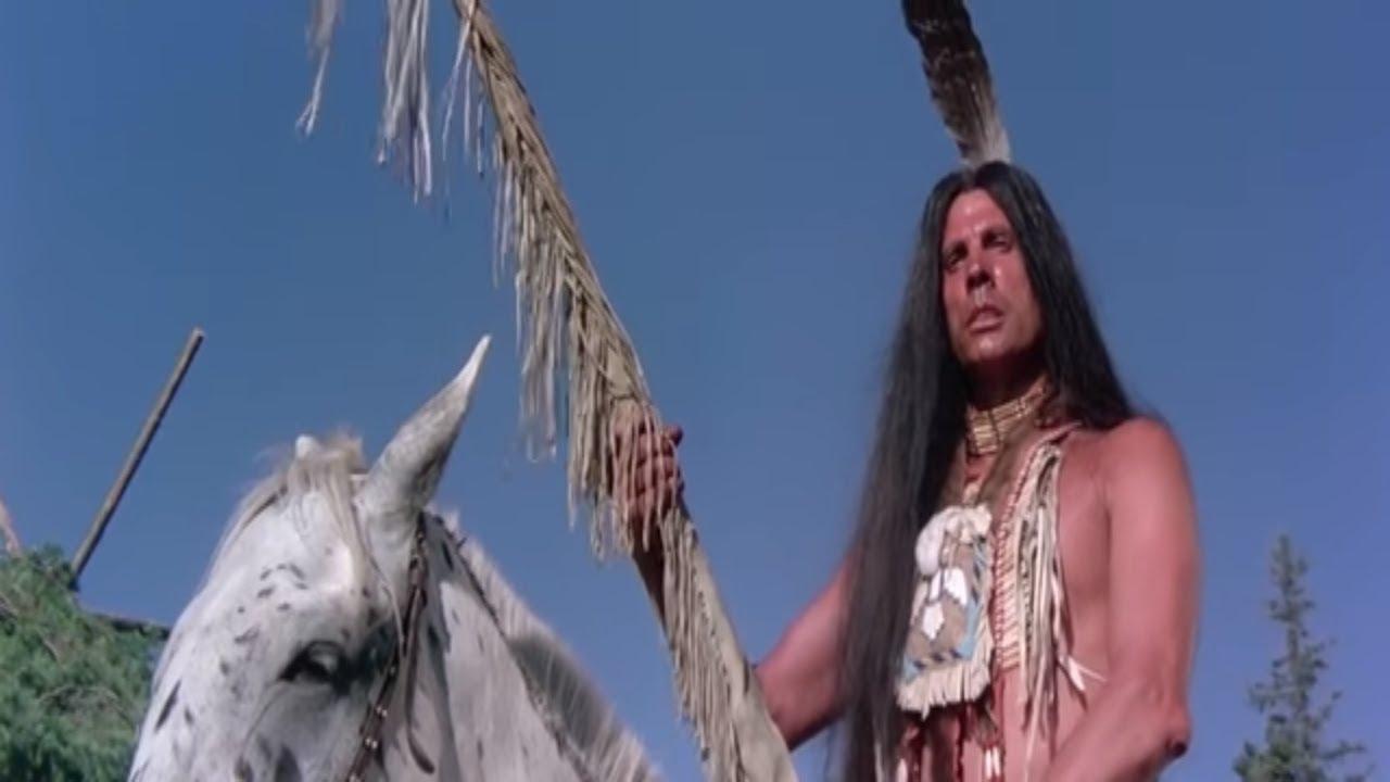 Winterhawk Full Length Western Movie, Hd, Classic Feature -9512