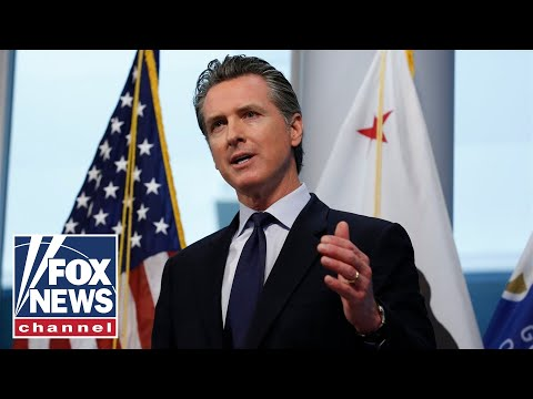 GOP Sues California Governor For Vote-by-mail Order