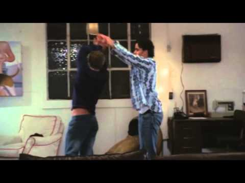 Hot Tamale  Matt Cedeño teaches Randy Spelling how to dance Salsa