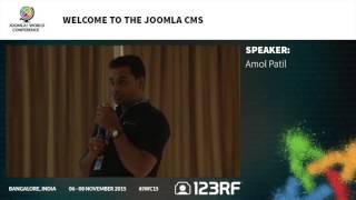 JWC15 - Welcome To The Joomla CMS