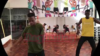 Beginning - Joeboy Dance Choreography by H2C Dance Company At LET LOOSE Dance Class
