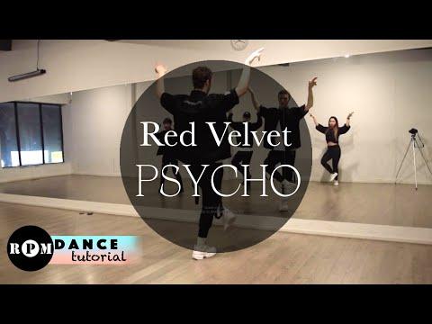 """Red Velvet """"Psycho"""" Dance Tutorial (Chorus)"""