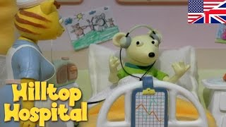 Hilltop Hospital - Earache at Hilltop S04E04 HD | Cartoon for kids