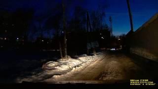 Mio C330 (обзор,видео день,ночь).