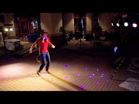 Warren RAs Got Talent 2010 - Super Mario Bros.