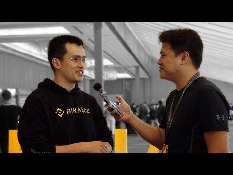 Binance CEO Interview: Future of Exchange, Binance DEX, and BNB