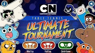 Table Tennis Ultimate Tournament [Cartoon Network Games]