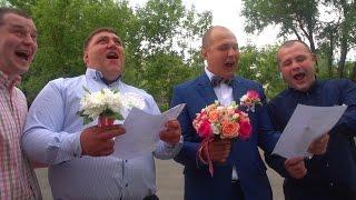 Свадебный клип # Сергей & Оля # Данков 2015 г