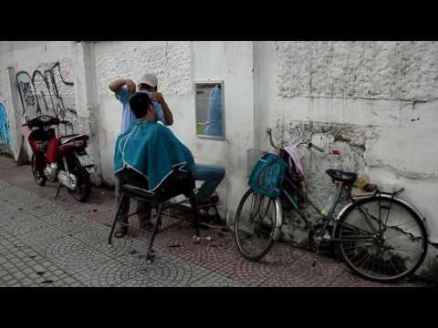 Hồ Chí Minh City Street Life Scenes