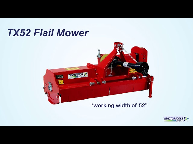 Flail Mowers at Tractor Tools Direct