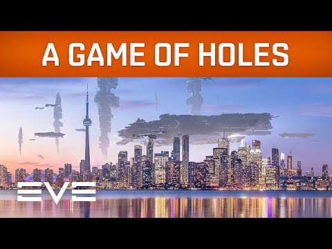 EVE North 2019 - A Game Of Holes: Year 10