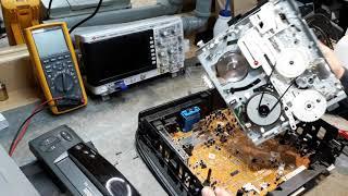 Retro Popravak VHS Samsung