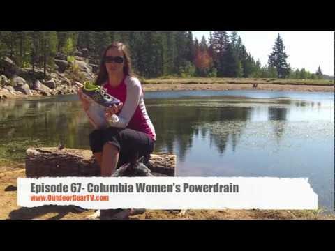 Womens Columbia Powerdrain Review
