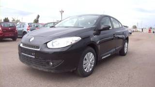 2011 Renault Fluence. Start Up, Engine, And In Depth Tour.