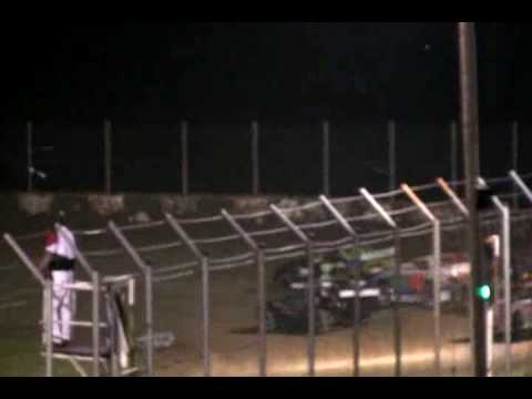 Humboldt Speedway Street Stock Action 6/12
