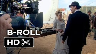 A Million Ways To Die In The West B-ROLL 1 (2014) - Neil Patrick Harris Comedy HD
