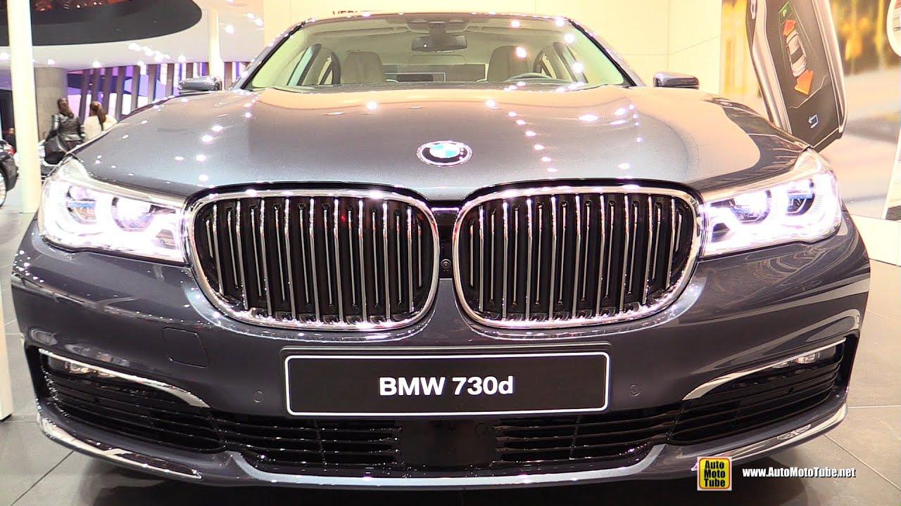2016 BMW 7 Seires 730d