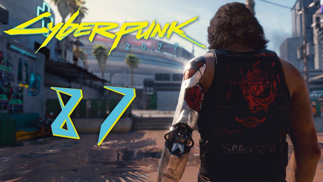 Cyberpunk 2077 - Финал за Джонни и Бестию - Последнее танго в Найт-сити, Дезинтеграция [#87]   PC