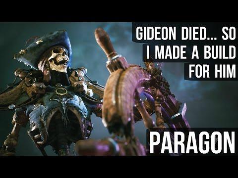 Gideon Is Dead Deck Build - DPS Armor Mana Hydroverser - Paragon PS4