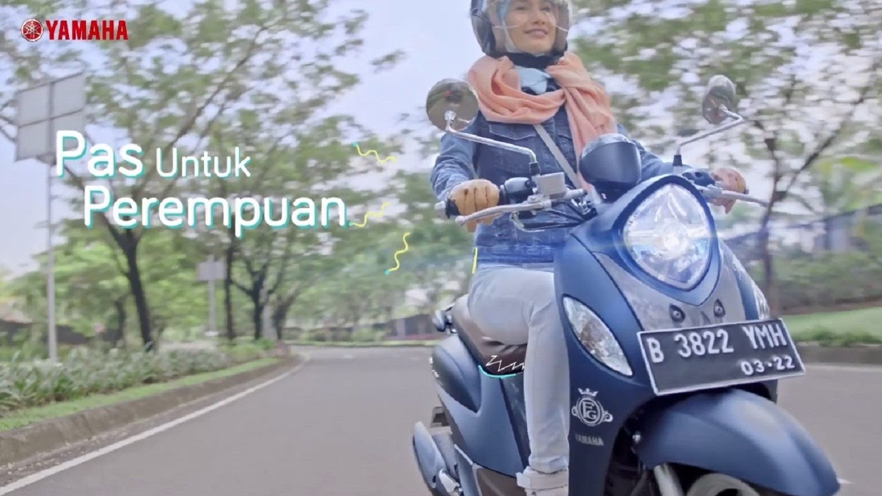 Iklan Yamaha New Fino 125 2017 Blue Core Official Tvc 30sec Premium