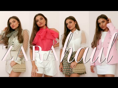 ZARA HAUL SUMMER 2019