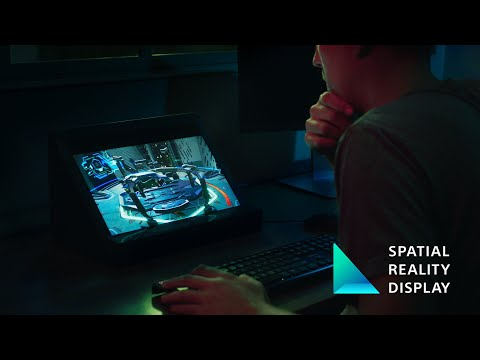 Sony | Spatial Reality Display - Where Imagination Becomes Reality