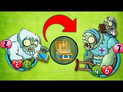 Plants Vs Zombies Heroes Mision 5 KO en OK Arcade Jefe Final Pomelo