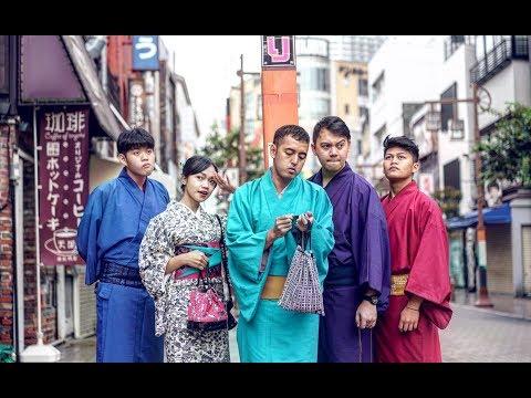 Ke Jepang Bareng Tim2One, Agung Hapsah, U0026 Fathia Izzati #KemVlog