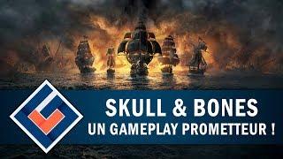 SKULL and BONES : Un Gameplay prometteur ! | GAMEPLAY FR