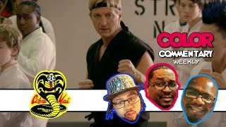 Cobra Kai Spoiler Review - Watch Us Crane Kick This Show In the Head...In a Good Way.