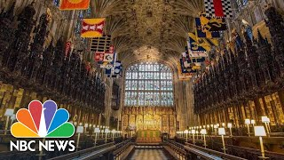 Where Prince Harry Weds Meghan Markle: Inside St. George's Chapel | NBC News