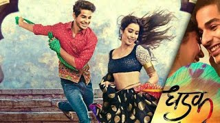 Jo meri manzilo ko jati hai tere nam ki koi sadak new latest full song 🎵 dhadak movie