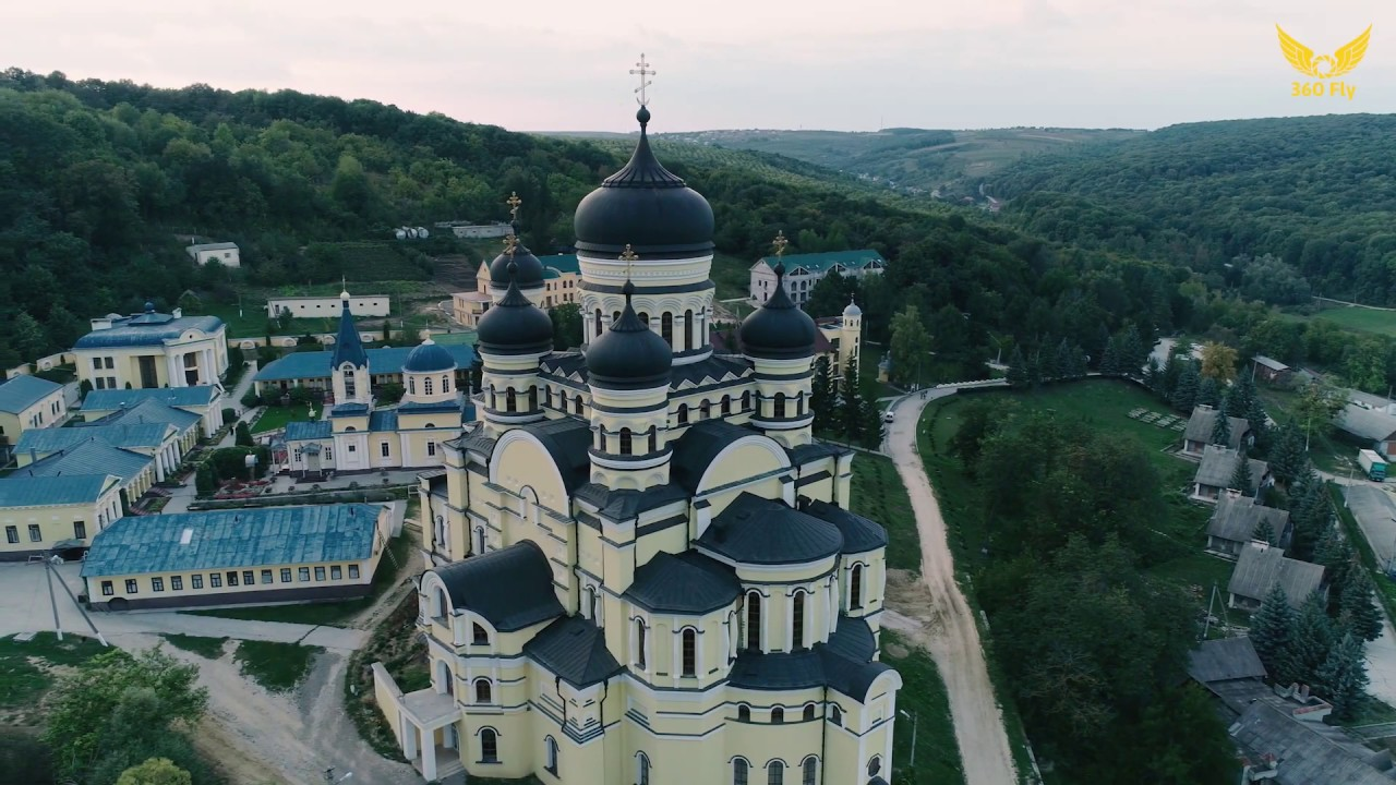 Historical Churches & Monasteries of Moldova (Compilation)