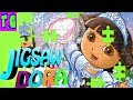 Puzzle Games ♕Jigsaw Puzzle Dora Girls Kids.