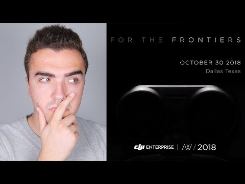 """DJI Teases Their """"Biggest"""" Drone"""