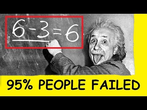 5 Simple Questions Only a Genius Can Answer! | Intelligence Test