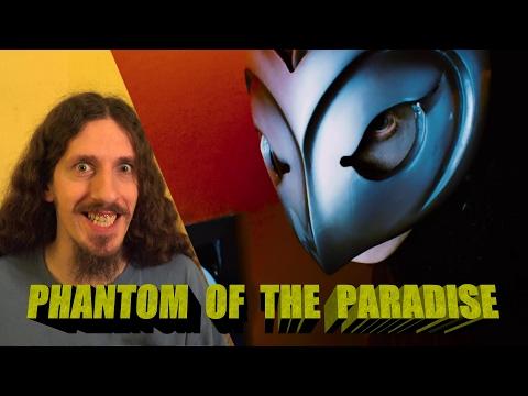 Phantom of the Paradise Review