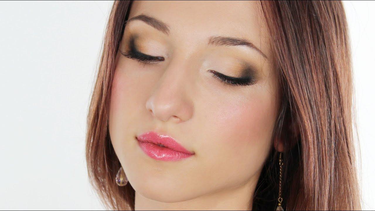 Favorito Wedding Makeup Tutorial - YouTube JJ34