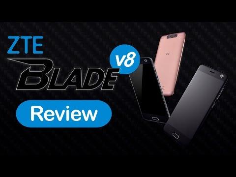 ZTE Blade V8, review en español | DOBLE CÁMARA POR MUY POCO